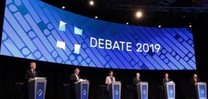 <p>Lo que dejó el debate presidencial 2019</p>
