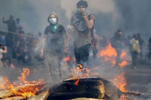 Protestas en Chile: 4 claves para entender la furia