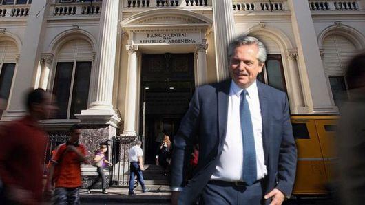 """<p>El BCRA que imagina Alberto: estímulo monetario, regulación bancaria y crédito """"productivo""""</p>"""