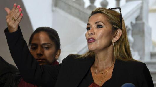 <p>Amnistía Internacional condena el decreto de Jeanine Áñez que brinda inmunidad a militares</p>