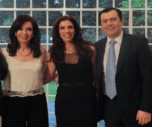 <p>Jugada sorpresiva de Cristina Kirchner: quiere a la ex gobernadora de Santiago del Estero como presidenta provisional del Senado</p>