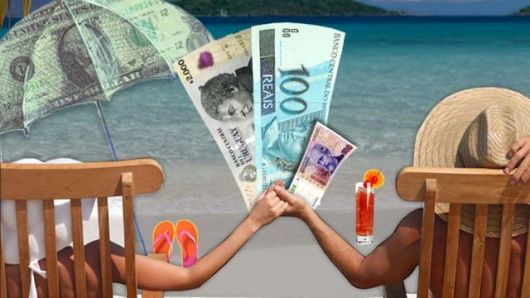 """<p>Efecto """"dólar turista"""" en verano</p>"""
