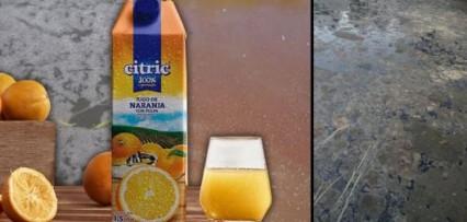 <p>Denuncian al fabricante del jugo Citric por contaminación</p>