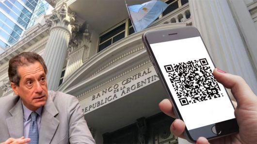 Sin efectivo, sin sacar la tarjeta: fintech van al Banco Central con su plan para revolucionar los métodos de pago