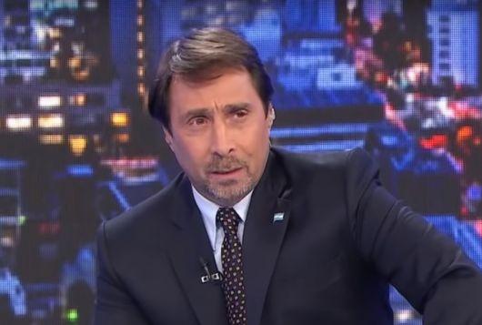 """Feinmann rompió el silencio con Scoccimarro, exvocero de Cristina: """"La pasé horrible, estoy roto"""""""