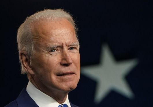 Biden anunció un equipo científico para enfrentar al coronavirus