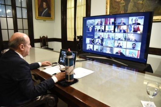 Canteros: el intercambio y la cooperación son claves para la inserción de Corrientes en el mundo