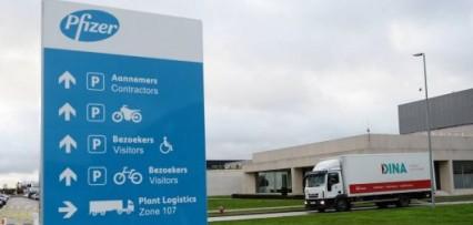 <p>Gran enojo europeo con Pfizer BioNTech</p>
