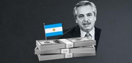 <p>Los inversores hoy huyen de Argentina</p>