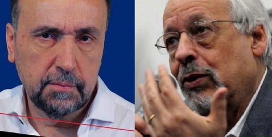 Roberto Navarro echó a Verbitsky de El Destape