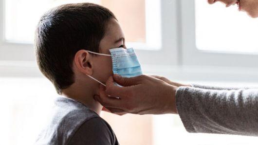Detectan un raro síndrome post Covid-19 en niños