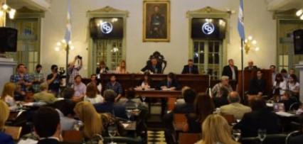 <p>Suspendieron una sesión en Diputados por casosde covid</p>
