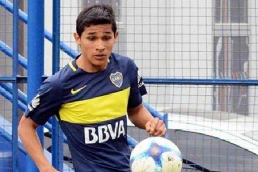 El montecasereñoObando es uno de los jugadores de Boca que tiene Coronavirus