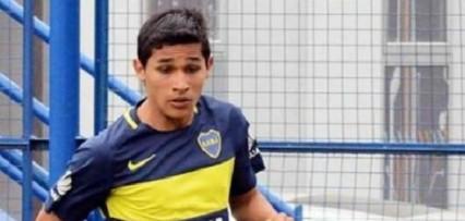<p>El montecasereñoObando es uno de los jugadores de Boca que tiene Coronavirus</p>