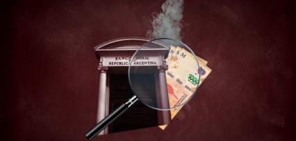 """<p>Advertencia al Banco Central: otra """"lluvia"""" de pesos amenaza con pegar en el precio del dólar y en la inflación</p>"""