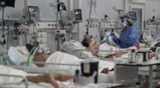 El Hospital de Campaña en números, convocan a más profesionales de manera preventiva