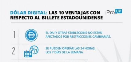 Dólar billete o digital, ¿cuál conviene?: te contamos sus diferencias y por qué las stablecoins crecen en Argentina