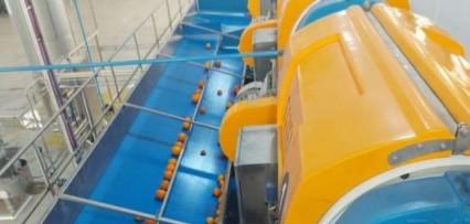 Apostando al valor agregado y generación de empleo la cooperativa citrícola de Mocoreta inauguró su fábrica de jugos</p