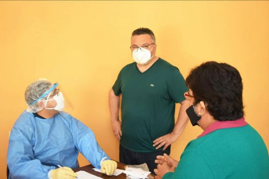 Excelente trabajo del Comité de Crisis y personal del Hospital Robinson ante el covid -19