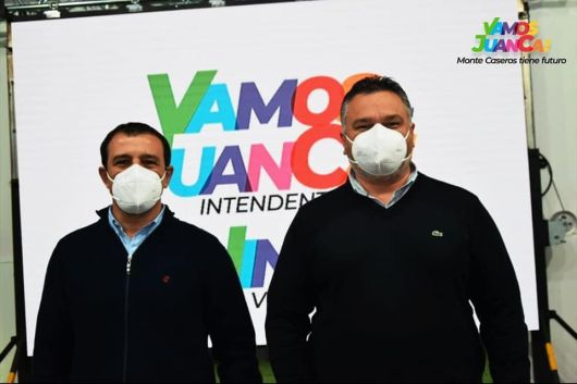 JuanCa y Nino convocan a todos a hacer una ciudad hecha por ciudadanos