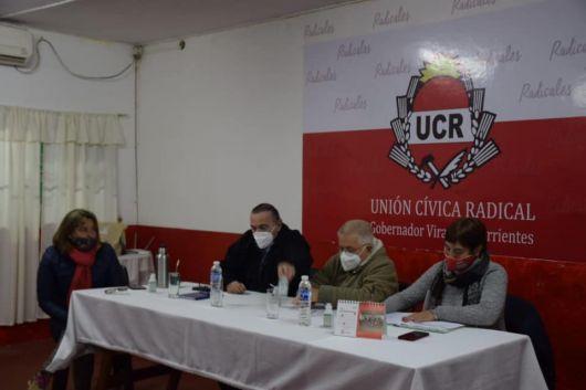 Bread y Dos Santos recorren las localidades para aunar criterios que conduzcan al crecimiento de Corrientes