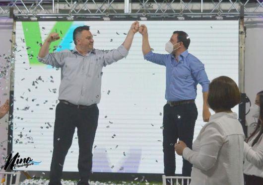 JuanCa y Nino con visión de futuro, experiencia, juventud y gestión