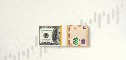 <p>Todos huyen del peso: la exorbitante cantidad de billetes que se necesitan en Uruguay para comprar 1 dólar</p>