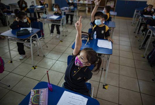 Total adhesión a la presencialidad plena en las escuelas