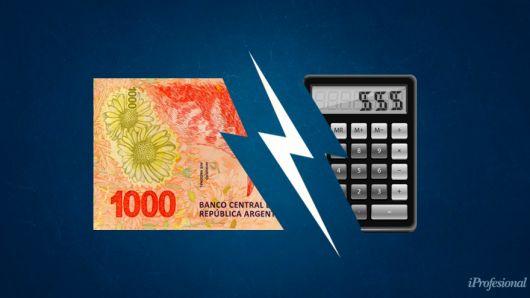 Es oficial: el Gobierno elevó a $175.000 el piso del impuesto a las Ganancias y eximió al aguinaldo de diciembre