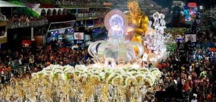 """<p>Río de Janeiro y San Pablo preparan el Carnaval """"más masivo de todos los tiempos""""</p>"""