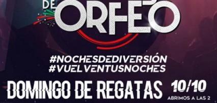Vuelven los bailes de Comparsa Orfeo en Club Regatas